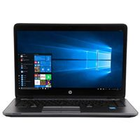 "HP EliteBook 840 G1 14"" Laptop Computer Refurbished - Black"