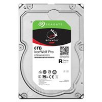 Seagate IronWolf Pro 6TB NAS HDD