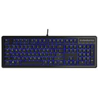 SteelSeries Apex 100 Illuminated Gaming Keyboard (Recertified)