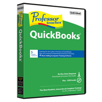 Individual Software Professor Teaches QuickBooks 2018