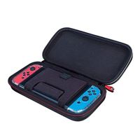 CokeM Game Traveler Deluxe Travel Case with Mario Odyssey for Nintendo Switch