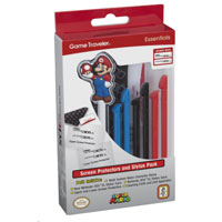 CokeM Super Mario Screen Protectors and Stylus Pack for Nintendo 3DS