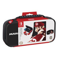 RDS Industries Nintendo Switch Game Traveler Deluxe Travel Case, Mario Kart