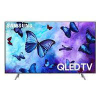 """Samsung QN75Q6FN 75"""" Class (74.5"""" Diag.) Ultra HD 4K Smart HDR QLED TV"""
