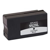 Dataproducts Remanufactured HP 952XL Black Ink Cartridge