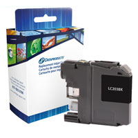 Dataproducts Remanufactured LC-203 Black Ink