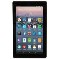 "Amazon Fire 7 Tablet with Alexa, 7"" 1024 x 600 Display, 16GB, Black"