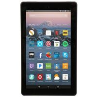"Amazon Fire HD 10 Tablet with Alexa Hands-Free, 10.1""  1080p Full HD Display, 32 GB, Black"