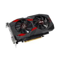 ASUS Cerberus GeForce GTX 1050 Overclocked Dual-Fan 2GB GDDR5 PCIe Video Card