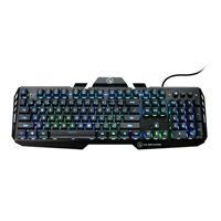 IOGear HVER RGB Aluminum Gaming Keyboard