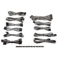 Corsair Premium Pro PSU Cable Kit - White/Black