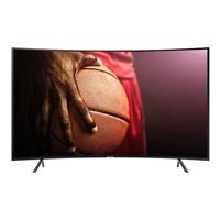 "Samsung NU7300 65"" Class (64.5"" Diag.) 4k Ultra HD Curved LED TV"