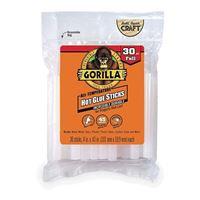 Gorilla Glue Mini Hot Glue Sticks 30 Count