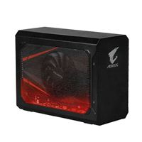 Gigabyte AORUS GTX 1070 Overclocked Single-Fan 8GB GDDR5 External Gaming Box