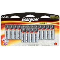 Energizer Max AA Battery 16 Pack
