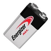 Energizer Energizer Max 9V Alkaline Batteries 2-Pack