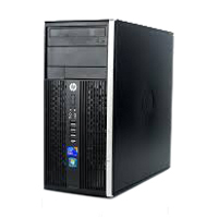 HP 6300 Pro Desktop Computer Refurbished
