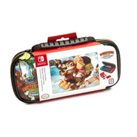 RDS Industries Nintendo Switch Game Traveler Case - Donkey Kong Country Tropical Freeze