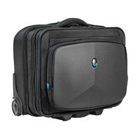 "Alienware Vindicator Rolling Laptop Case Fits Screens up to 17"" - Black"