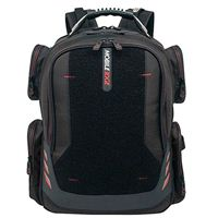 "Mobile Edge Core Gaming Laptop Backpack w/ Velcro Panel fits Screens up to 17.3"" - Black"