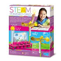 Toysmith Steam Powered Girls Weather Station