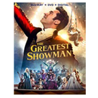 20th Century Fox The Greatest Showman Blu-ray