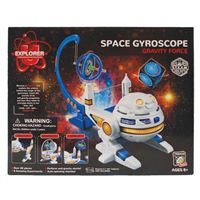 TEDCO Toys Space Gyroscope