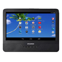 Curtis Circulation 3-in-1 DVD Player and Tablet - Black