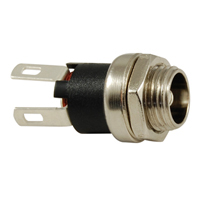 NTE Electronics 5.5mm x 2.5mm Power Jack