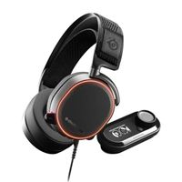 SteelSeries Arctis Pro with GameDAC - Black