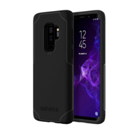 Griffin Survivor Strong for Galaxy S9 Plus - Black