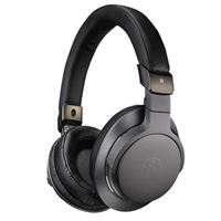 Audio-Technica ATH-SR6BTBK Wireless Over-Ear High Resolution Headphones - Black