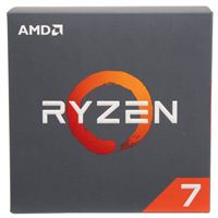 AMD Ryzen 7 2700 3.2GHz 8 Core AM4 Boxed Processor with Wraith Spire Cooler