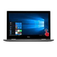 "Dell Inspiron 15 5579 15.6"" 2-in-1 Laptop Computer - Gray"