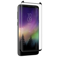 Zagg Glass Curve Elite for Samsung Galaxy S9 Plus