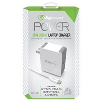 Digipower 60W USB-C Wall Charger w/ 2 M USB-C to USB-C Cable