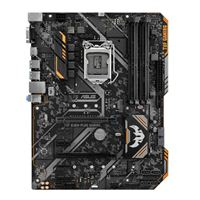 ASUS TUF B360-PLUS Gaming LGA 1151 ATX Intel Motherboard