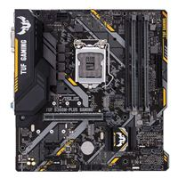 ASUS TUF B360M-PLUS Gaming LGA 1151 mATX Intel Motherboard