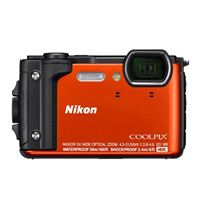 Nikon COOLPIX W300 16 Megapixel Digital Camera - Orange