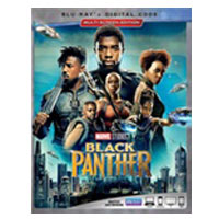 Disney Black Panther Blu-ray