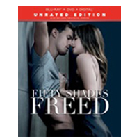 Universal Fifty Shades Freed Blu-ray
