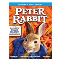 Columbia Tristar Peter Rabbit Blu-ray