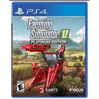 Rhino Farming Simulator 17 Platinum Edition