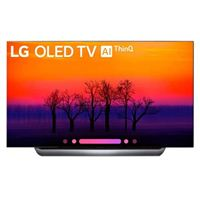 "LG OLED65C8PUA 65"" Class (64.5"" Diag.) 4k HDR AI Smart OLED TV w/ ThinQ"