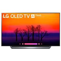 "LG C8PUA 77"" Class (76.8"" Diag.) 4k HDR AI Smart OLED TV w/ ThinQ"