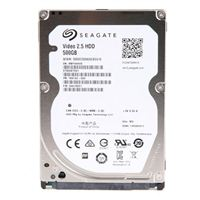 "Seagate BarraCuda 500GB 5400RPM SATA 6Gb/s 2.5"" Internal Hard Drive"