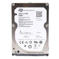 "Seagate BarraCuda 500GB 5400RPM SATA 6Gb/s 2.5"" Internal Hard Drive"