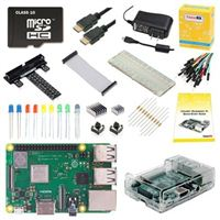 CanaKit Raspberry Pi 3 Model B Ultimate Starter Kit - 16GB Edition