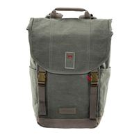 "Swiss Gear Foix Laptop Backpack w/ Tablet Pocket Fits Screens up to 16"" - Olive"