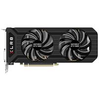 PNY GeForce GTX 1060 XLR8 Gaming Overclocked Dual-Fan 6GB GDDR5 PCIe Video Card